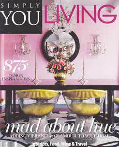 Hampstead Homes - story in SImply You SUmmer Edition 2012